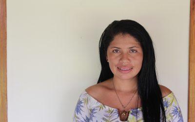 Historia de Transformacion: Nereyda Andino
